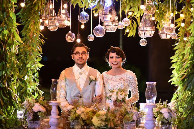 Ayu Hastari & Ryoichi Hutomo Wedding Day by Thepotomoto Photography - 035
