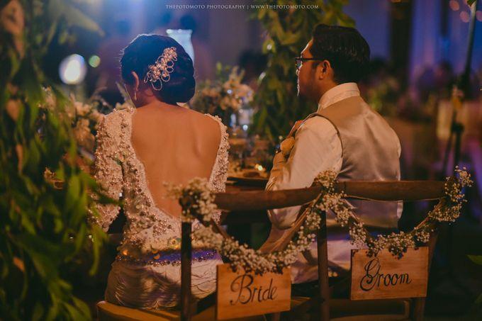 Ayu Hastari & Ryoichi Hutomo Wedding Day by Thepotomoto Photography - 036