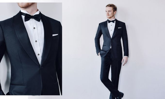 Custom Tuxedo by Edit Suits Co. - 004