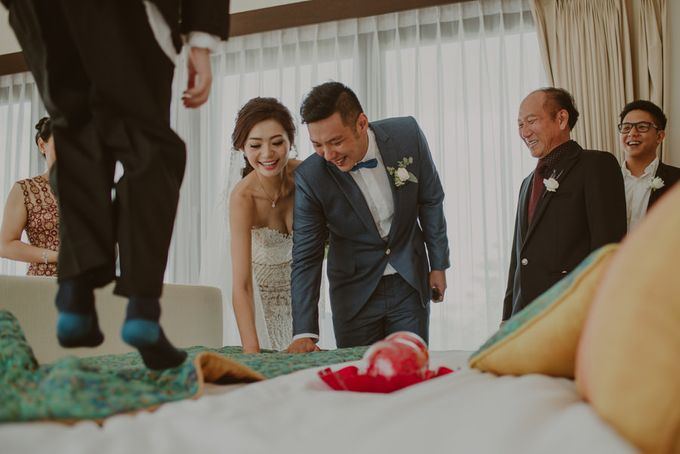 Edward & Vonny - Wedding at Pandawa Cliff Estate by Snap Story Pictures - 015