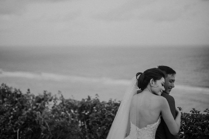 Edward & Vonny - Wedding at Pandawa Cliff Estate by Snap Story Pictures - 027