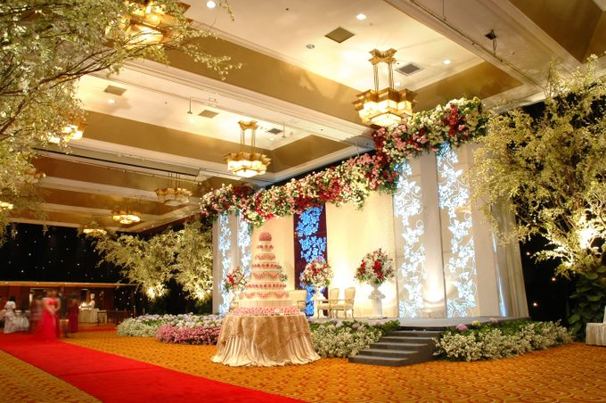 Flores Ballroom by Hotel Borobudur Jakarta - 011