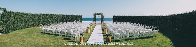 Ash & Coco Wedding by Bali Event Hire - 006
