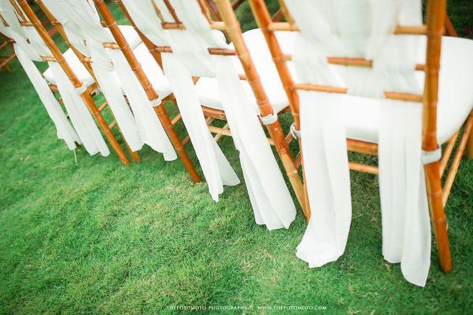 Ayu Hastari & Ryoichi Hutomo Wedding Day by Thepotomoto Photography - 047