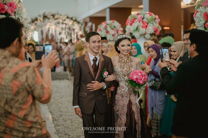 Citra & Havil Wedding by bright Event & Wedding Planner - 012