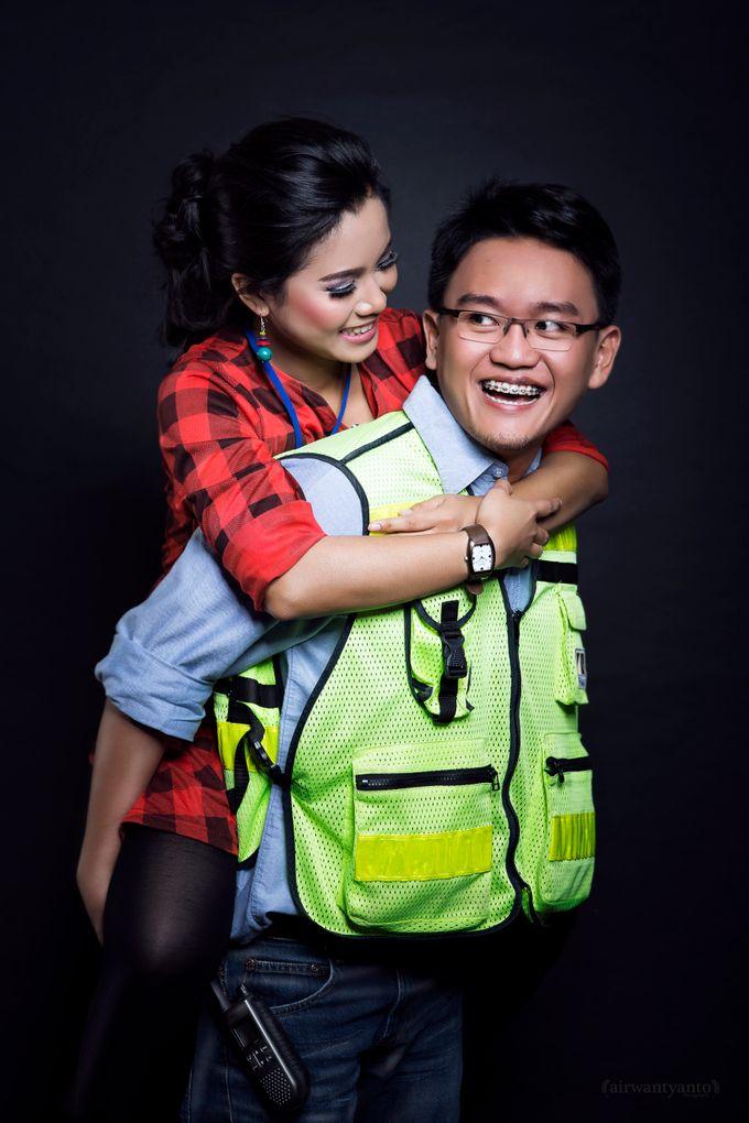 Hesti & Radit Prewedding by airwantyanto project - 002