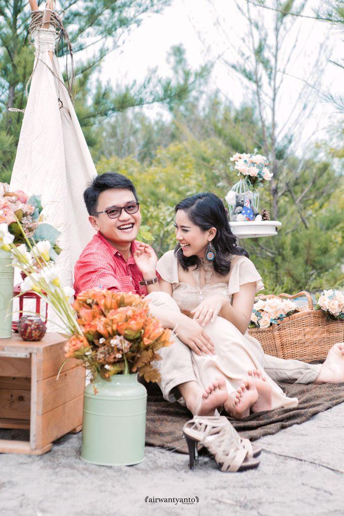 Hesti & Radit Prewedding by airwantyanto project - 011