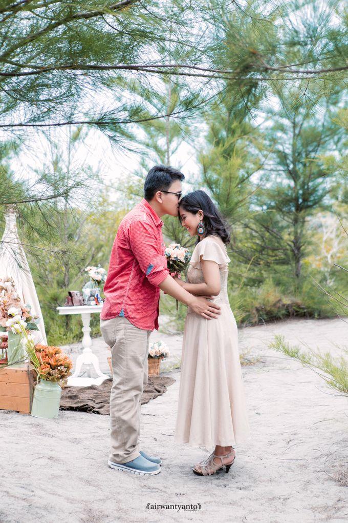 Hesti & Radit Prewedding by airwantyanto project - 015