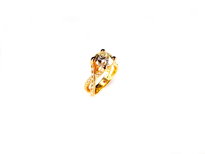 Engagement Rings by CW Jewels - 001