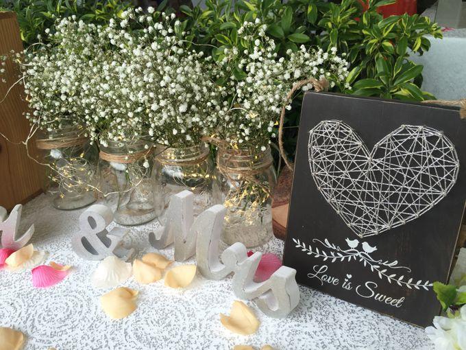 Oriental Zen Wedding Styling l ShawnxHeon by Cinderella Dream - 007