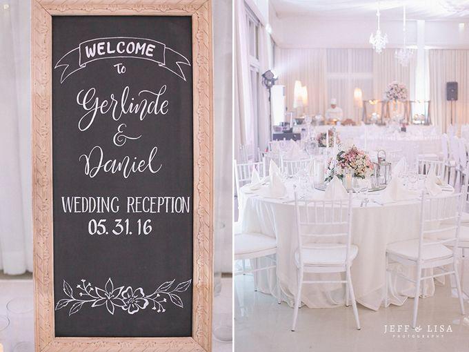 Daniel & Gerlinde Wedding 2016 by Bearland Paradise Resort - Casa Blanca Convention Hall - 001