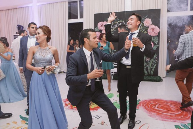 Daniel & Gerlinde Wedding 2016 by Bearland Paradise Resort - Casa Blanca Convention Hall - 005
