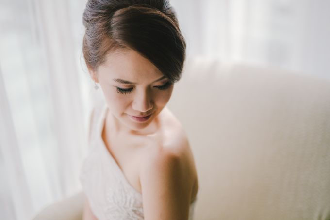 Amanda wedding by Charlane Yu Makeup and Hair - 004