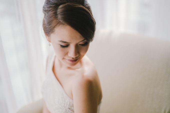 Amanda wedding by Charlane Yu Makeup and Hair - 004