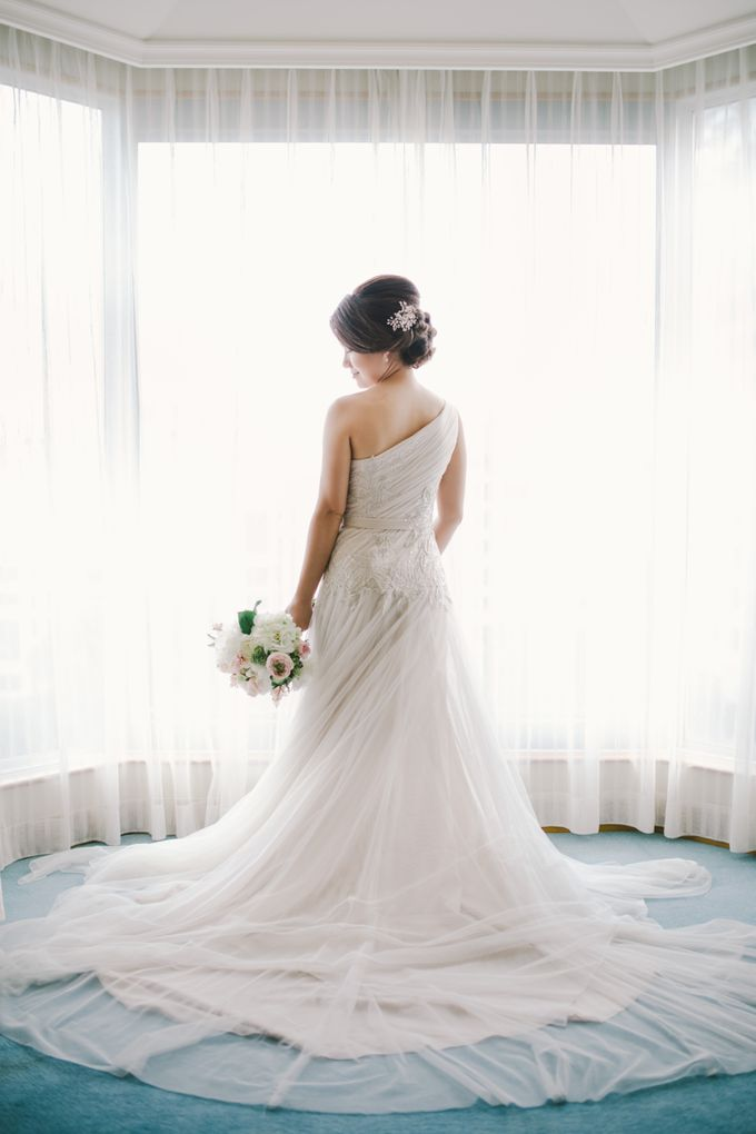 Amanda wedding by Charlane Yu Makeup and Hair - 005