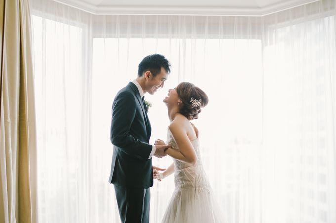 Amanda wedding by Charlane Yu Makeup and Hair - 006