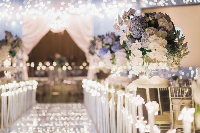 Ethereal night of celebrations by Spellbound Weddings - 002
