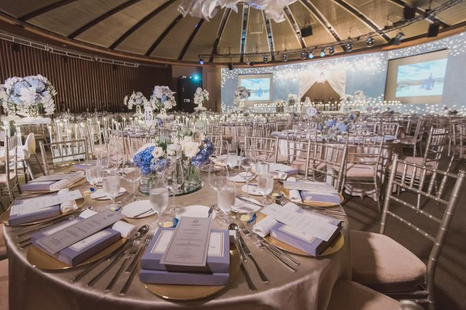 Ethereal night of celebrations by Spellbound Weddings - 004