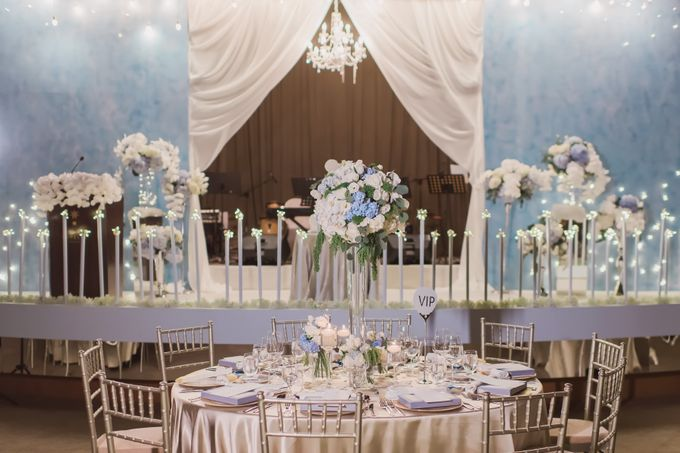 Ethereal night of celebrations by Spellbound Weddings - 007