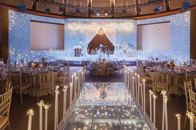 Ethereal night of celebrations by Spellbound Weddings - 010
