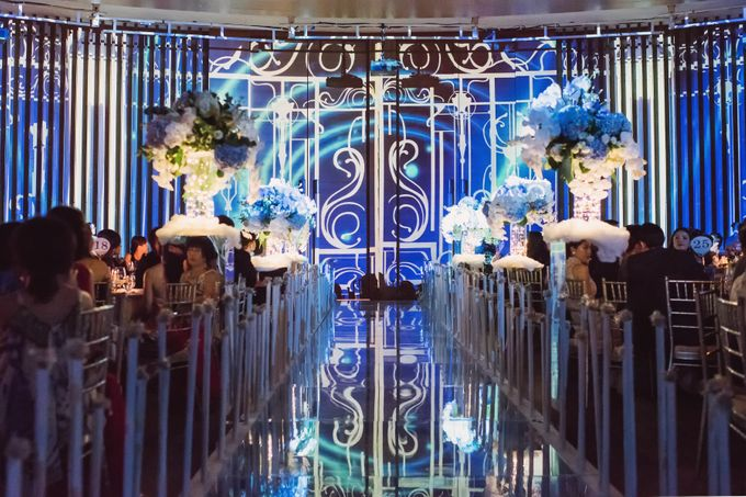 Ethereal night of celebrations by Spellbound Weddings - 011
