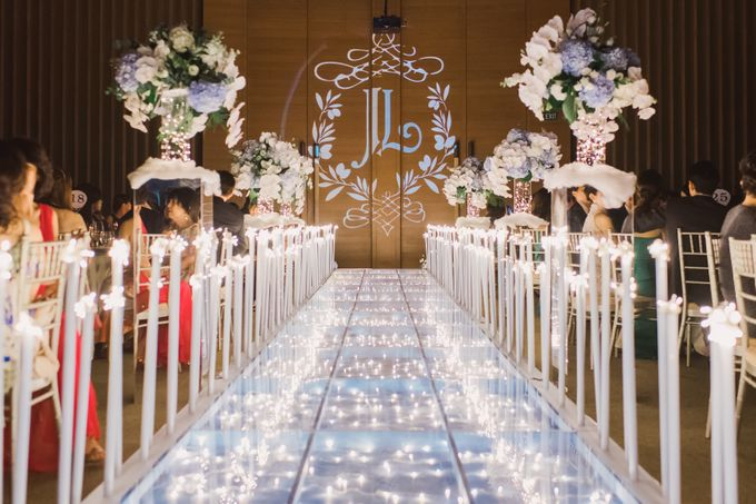 Ethereal night of celebrations by Spellbound Weddings - 012