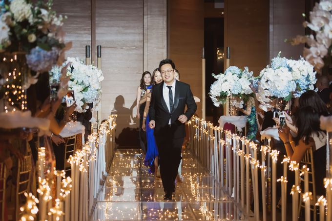 Ethereal night of celebrations by Spellbound Weddings - 015