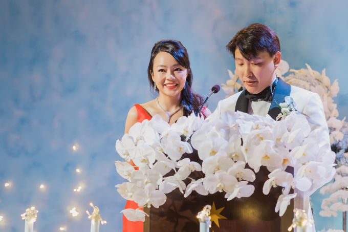 Ethereal night of celebrations by Spellbound Weddings - 018