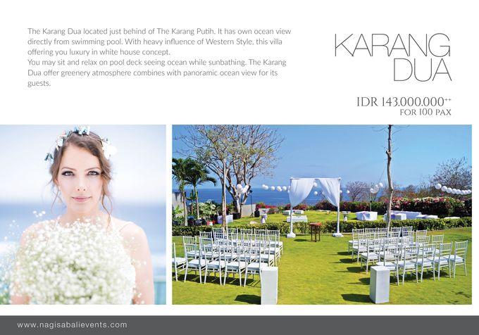 Nagisa Bali Wedding Pricelist by Nagisa Bali - 004