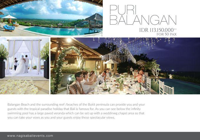 Nagisa Bali Wedding Pricelist by Nagisa Bali - 006