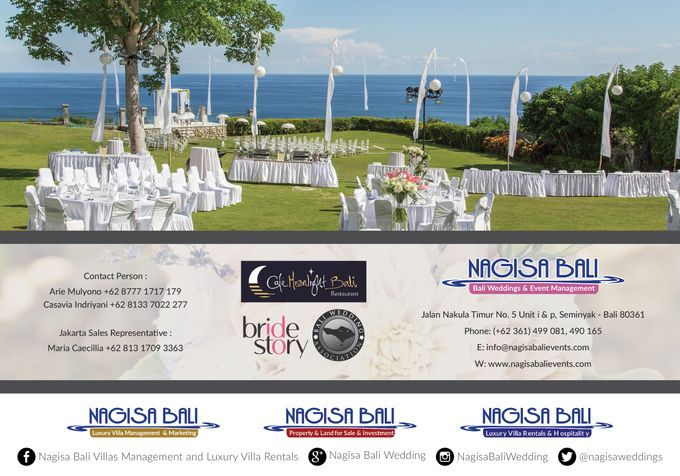 Nagisa Bali Wedding Pricelist by Nagisa Bali - 013