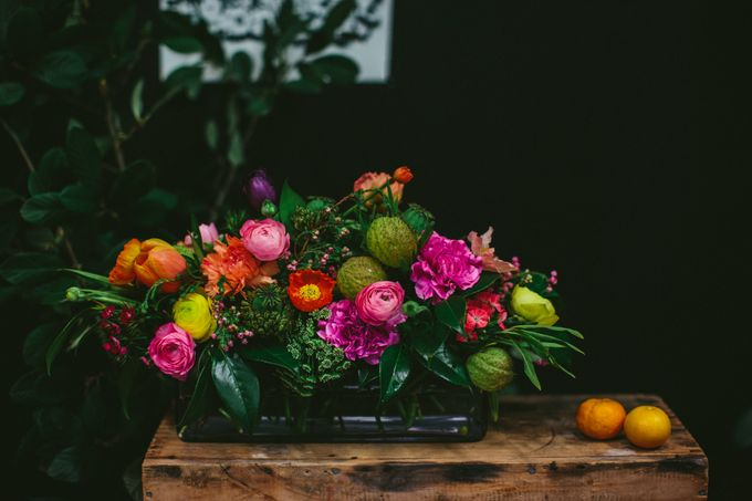 Overseas - A Night of Revelry by AROF (A ROOMFUL OF FLOWERS) - 002