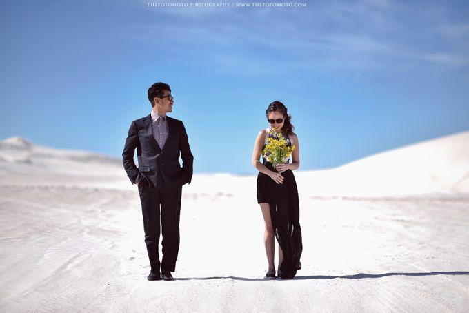 Sabrina & Mulyadi Prewedding Session by Thepotomoto Photography - 005