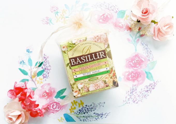 Basilur Tea Wedding Favours by Basilur Tea - 001