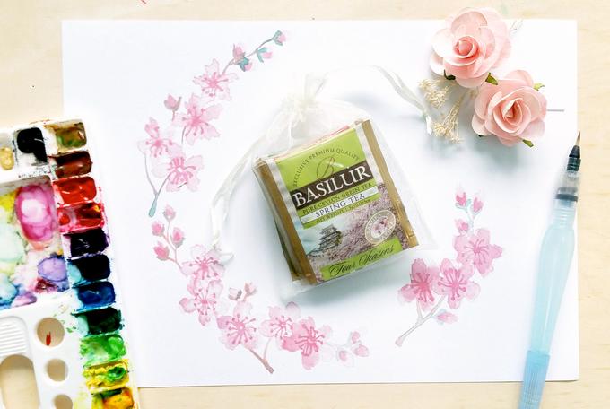 Basilur Tea Wedding Favours by Basilur Tea - 002