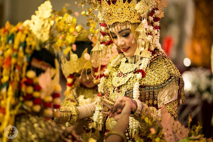 Noven & Reza Traditional Wedding Palembang by #thephotoworks - 013