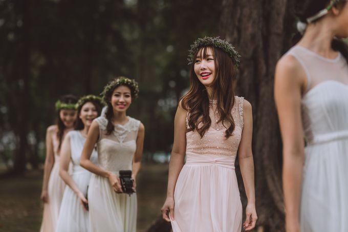 Bridesmaids Styled shoot by Le voeu (Bridesmaids) - 005