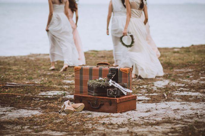 Bridesmaids Styled shoot by Le voeu (Bridesmaids) - 012
