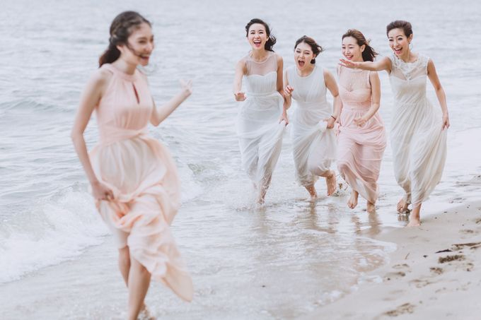 Bridesmaids Styled shoot by Le voeu (Bridesmaids) - 016