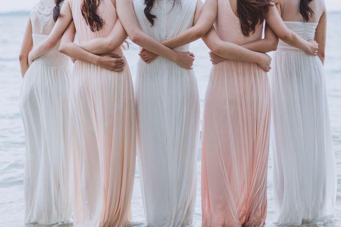 Bridesmaids Styled shoot by Le voeu (Bridesmaids) - 020