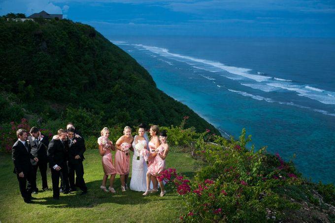 Wedding @ Semara Luxury Villa by THE UNGASAN CLIFFTOP RESORT BALI  - 018