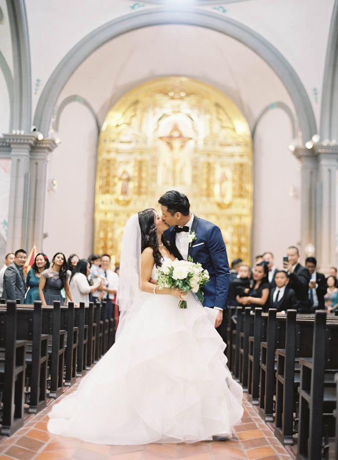 Wedding - Gardens at the Franciscan Villa San Juan Capistrano by Jen Huang Photo - 011