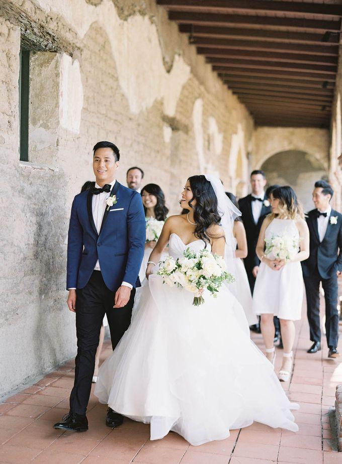 Wedding - Gardens at the Franciscan Villa San Juan Capistrano by Jen Huang Photo - 012