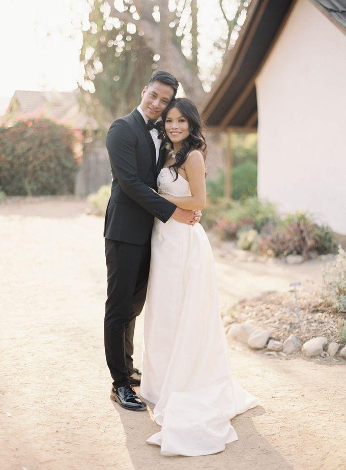 Wedding - Gardens at the Franciscan Villa San Juan Capistrano by Jen Huang Photo - 016