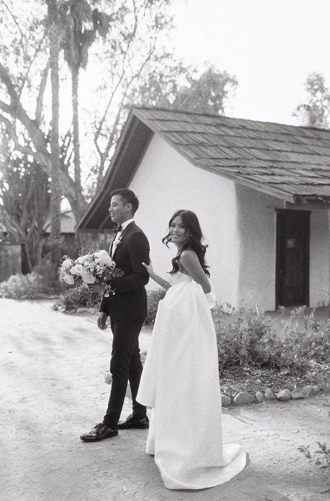 Wedding - Gardens at the Franciscan Villa San Juan Capistrano by Jen Huang Photo - 017