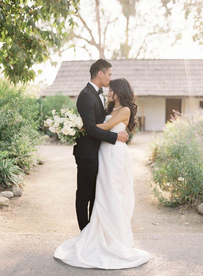 Wedding - Gardens at the Franciscan Villa San Juan Capistrano by Jen Huang Photo - 020