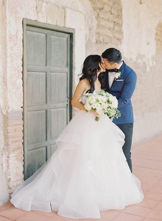 Wedding - Gardens at the Franciscan Villa San Juan Capistrano by Jen Huang Photo - 004