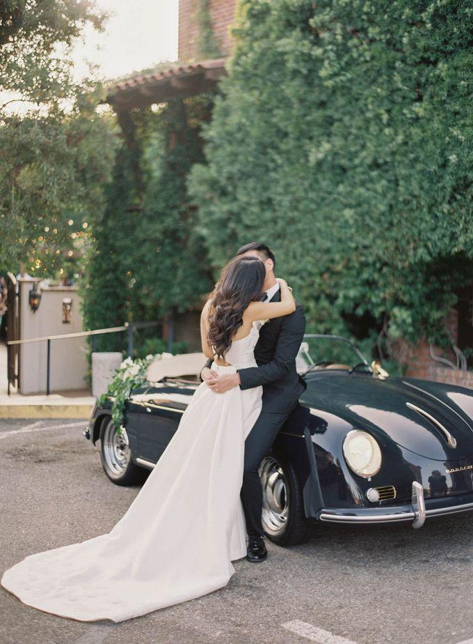 Wedding - Gardens at the Franciscan Villa San Juan Capistrano by Jen Huang Photo - 047
