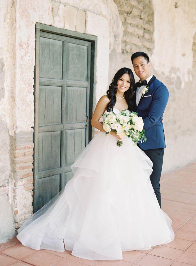 Wedding - Gardens at the Franciscan Villa San Juan Capistrano by Jen Huang Photo - 005