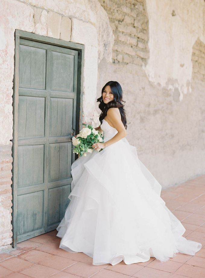 Wedding - Gardens at the Franciscan Villa San Juan Capistrano by Jen Huang Photo - 006